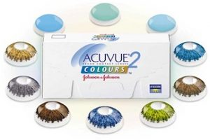 Acuvue Colors
