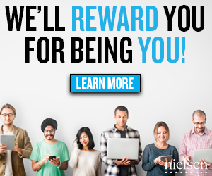 Get rewarded for being you