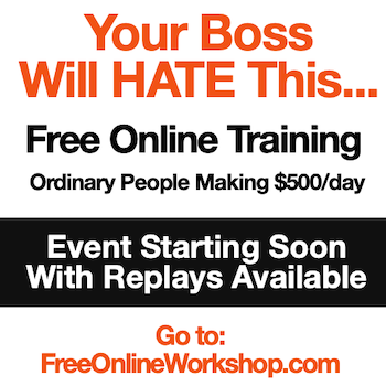 Free Online Training - CLICK